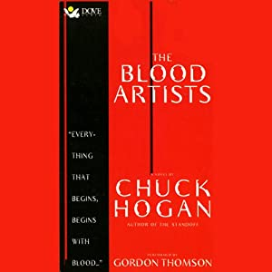 The Blood Artists Audiobook