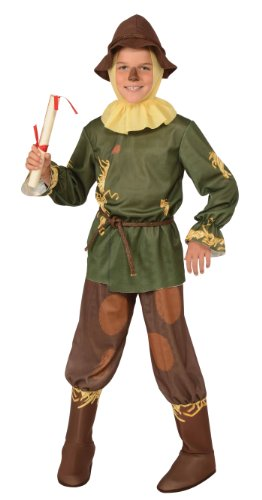 Child Scarecrow Wizard Of Oz Costume Newest Edition 886490