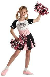 CHILD X-Small 4-6X All Star Cheerleader Costume