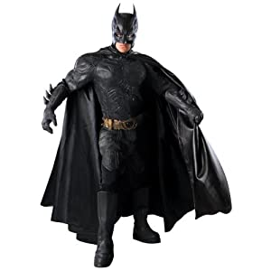 Super Deluxe Batman The Dark Knight Costume - X-Large - Chest Size 44-46