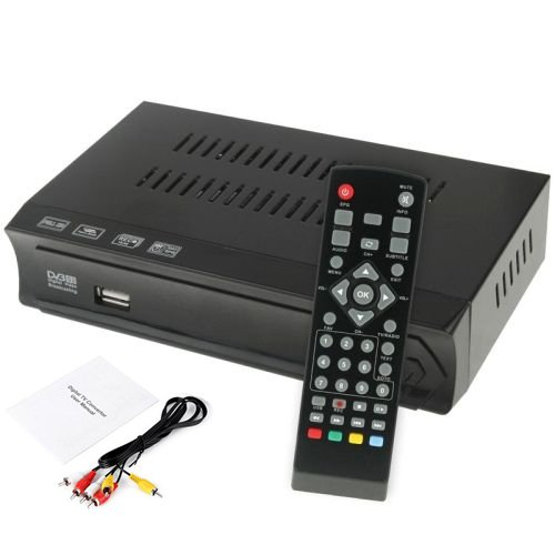 Best Prices! FTA DVB S2 Set Top Tv BOX Full Hd Digital Satellite Broadcasting Mpeg4 Video Receiver D...