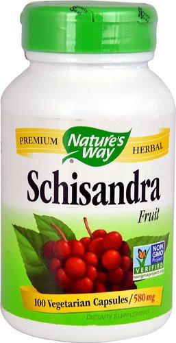 Natures-Way-Schisandra-Fruit-580-mg-100-Vegetarian-Capsules