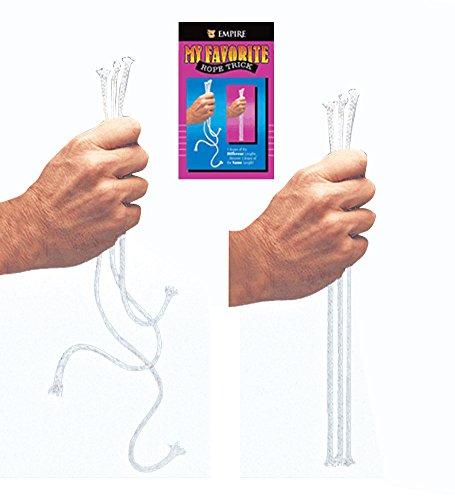 My Favorite Rope Trick - Magic Trick