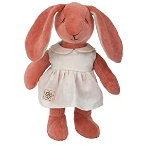 miYim Organic Plush Fairytale Collection Baby Victoria the Bunny