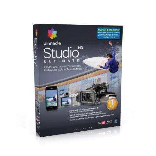 Pinnacle Studio Ultimate V14