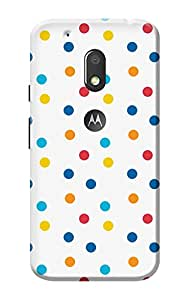 Moto G4 Play Cover KanvasCases Premium Quality Designer Printed 3D Lightweight Slim Matte Finish Hard Case Back Cover for Moto G Play, 4th Gen + Free Mobile Viewing Stand