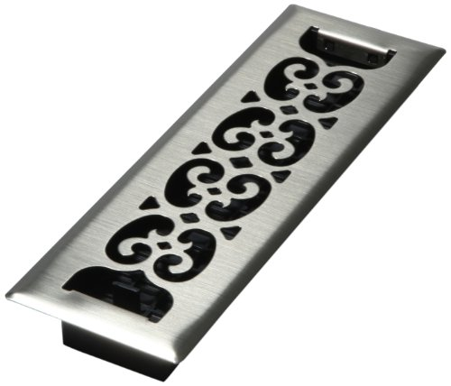 decor-grates-sph210-nkl-2-inch-by-10-inch-scroll-floor-register-nickel