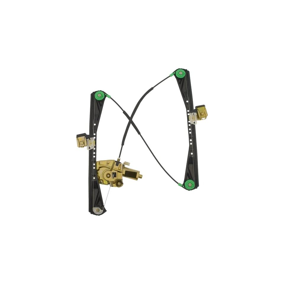 Dorman 741 876 Front Driver Side Replacement Power Window Regulator with Motor for Lincoln LS