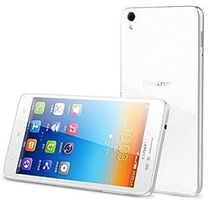 Lenovo S850 Quad Core 3G Smartphone w/ MTK6582 5.0 Inch IPS Screen 1GB+16GB 13.0MP Camera GPS - White