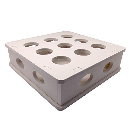 Peek A Prize Toy Box : Alfie pet by petoga couture samuel peek a prize cat box