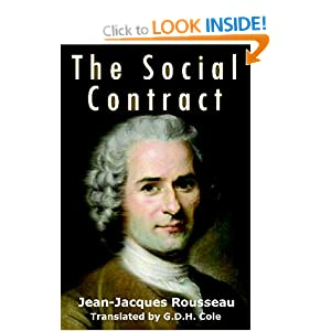 The social contract classics of world literature and over 2