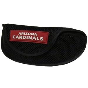 NFL Arizona Cardinals Soft Sport Glasses Case by Siskiyou Sports