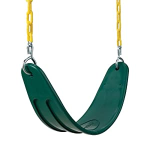 Extra-Duty Swing Seat (color may vary)