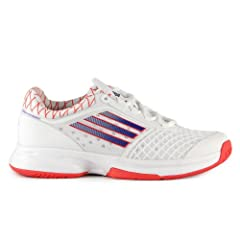 Buy Adidas CC adiZero Climacool Tempaia II Shoe - White Hero Ink Red (Women) by adidas