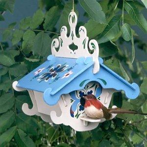 The Lodge Birdhouse Kit