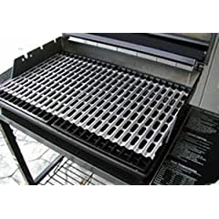 Disposable Aluminum Grill Liner. Set of 12 Sheets of Grill Topper