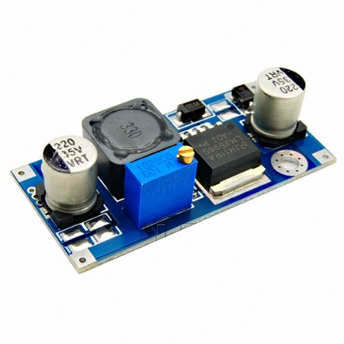 5 pcs LM2596 DC-DC Buck Converter Step Down Module Power Supply Output 1.23V-30V