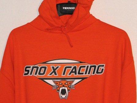 Arctic Cat Orange Snowmobile Hoody X-LARGE - Panther Logo - Buy Arctic Cat Orange Arctic Cat Orange Snowmobile Hoody X-LARGE – Panther Logo