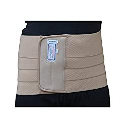 IndoSurgicals Abdominal Support Belt or Tummy Trimmer 8