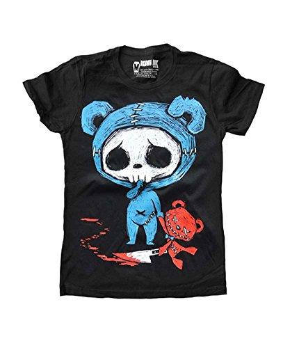 Akumu Ink -  T-shirt - Maniche corte  - Donna Black Large