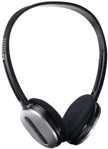 Rapoo Entry Level Wireless USB Headset silber