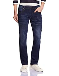 Buffalo Men's Panther2 Tapered Fit Jeans