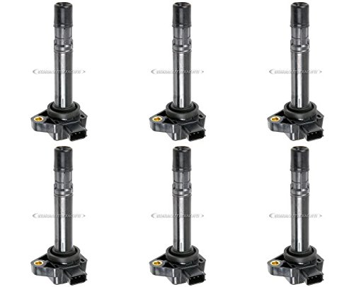 Brand New Premium Quality Complete Ignition Coil Set For Acura And Honda - BuyAutoParts 32-70079F6 New (99 Acura Tl Coil Packs compare prices)