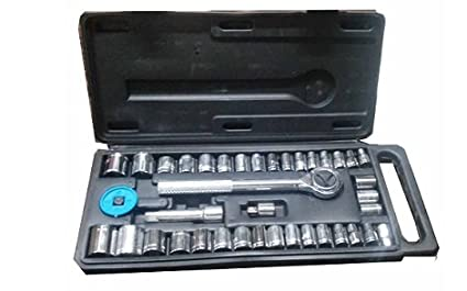 M3230 Socket Wrench Set (40 Pc)