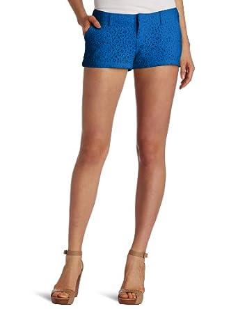 crochet short shorts