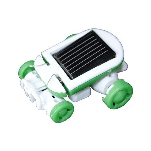 Sunforce 82311 6-in-1 Solar Toy