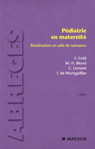 Pédiatrie en maternité: Réanimation en salle de naissance