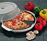 Good Ideas Fat Free Microwave Browning Plate (211) Cook healthy food in your microwave.