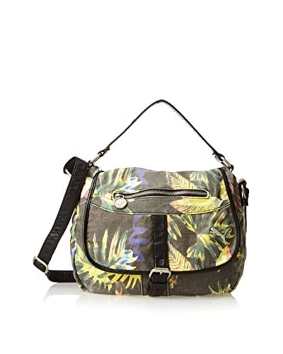 Puma Women's Remix 2.0 Satchel, Tropical/Black