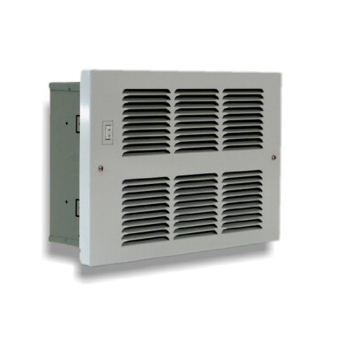King H412 2/3-As/Fs-Gw 120-Volt 3600Btu Hydronic Heater, 4 Fins Per Inch