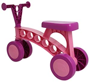 Toddlebike - Unique 'Pre Balance' bike for ages 1-3 years - indoor/outdoor use - 0.8kg!