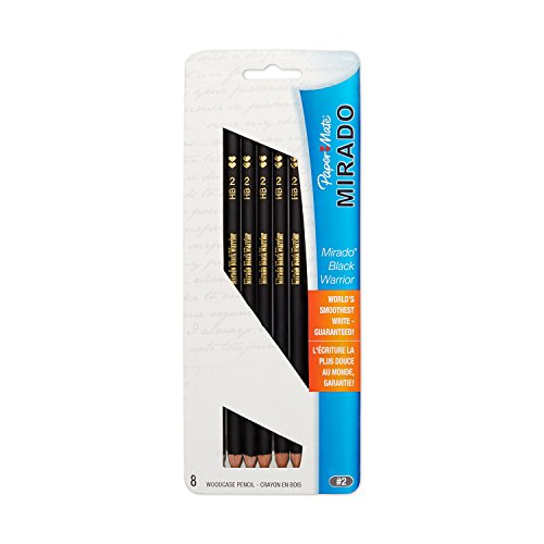 paper-mate-mirado-black-warrior-cedar-pencils-8-2-pre-sharpened-pencils58494