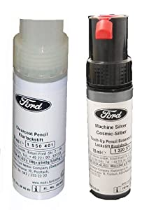 Ford Touch Up Paint - Machine Silver from Ford Motor Company