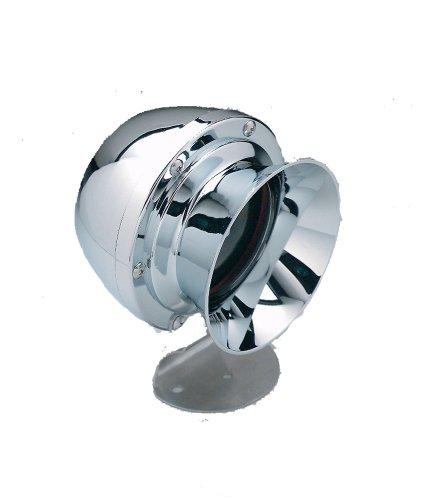 Afi 10036 International Shorty Marine Compact Deck Electric Horn (12-Volt)
