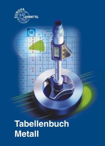tabellenbuch metall tabellenbuch metall einebinsenweisheit