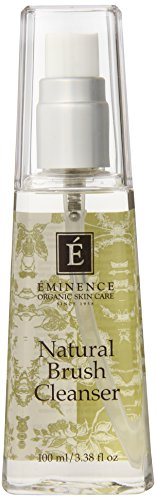 Eminence Organics Natural Brush Cleanser, 3.38 Ounce (Organic Makeup Brush Cleaner compare prices)