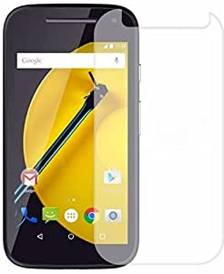 PRO+ TEMPERED GLASS FOR Moto E2 + 3 IN 1 Cable Free
