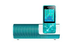 SONY ウォークマン Sシリーズ 8GB スピーカー付 ブルー NW-S14K/L