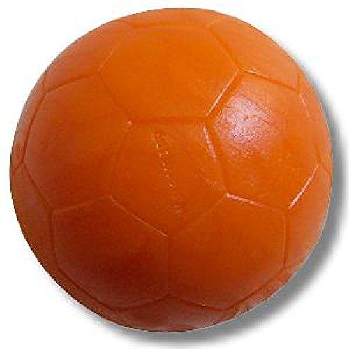 Tischfussball Kicker Kickerbäll Ball für Kickertisch Anfänger Turnier Profi (Orange)