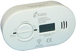 Kidde 5DCO-0230 BSI Battery Premium Range Carbon Monoxide Alarm with Digital Display by TBTL4