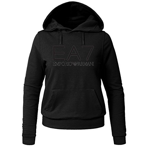 EA7 Emporio Armani For Ladies Womens Hoodies Sweatshirts Pullover Outlet