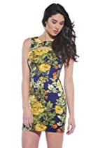 AX Paris Floral Fitted Dress