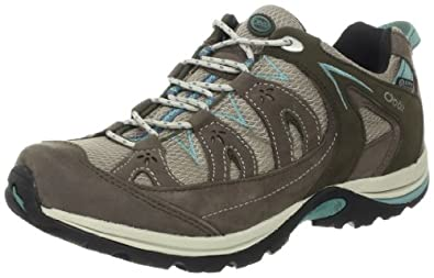 Oboz Women's Mystic Low Bdry Hiking Shoe,Bluebell,6 M US