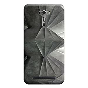 Ebby Premium Printed Back Case Cover With Full protection For Asus Zenfone 2 Laser ZE601KL (Designer Case)
