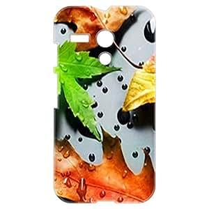 a AND b Designer Printed Mobile Back Cover / Back Case For Motorola Moto G (Moto_G_3D_995)