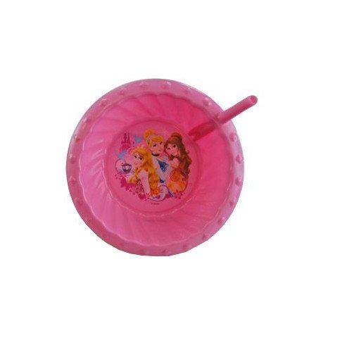 WeGlow International Disney Princess Sipper Bowl (Set of 3)